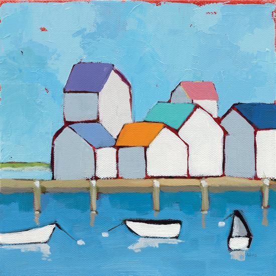 The Wharf--Premium Giclee Print