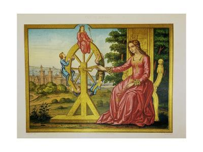 The Wheel of Fortune Color Print--Giclee Print