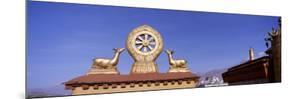 The Wheel of Law, Jokhang Temple, Lhasa, Tibet
