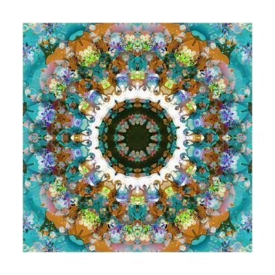 The Wheel-Alaya Gadeh-Art Print