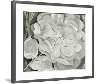 The White Calico Flower, c.1931-Georgia O'Keeffe-Framed Art Print