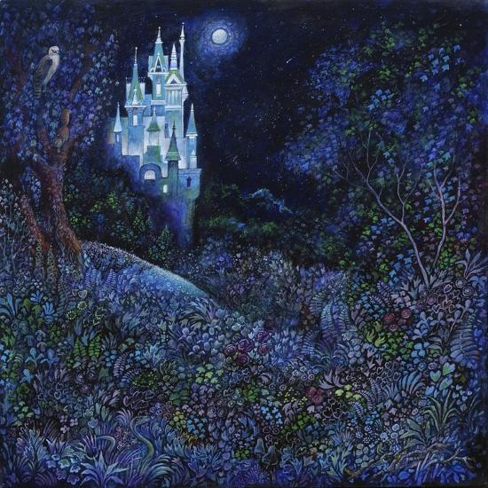 The White Castle-Bill Bell-Giclee Print