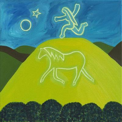 The White Horse in Somerset, 2011-Cristina Rodriguez-Giclee Print