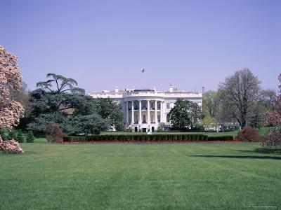 The White House, Washington D.C., United States of America (Usa), North America-I Vanderharst-Photographic Print