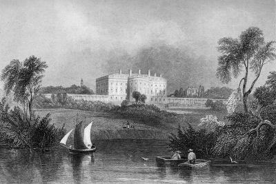 The White House, Washington D.C., USA, 1841--Giclee Print