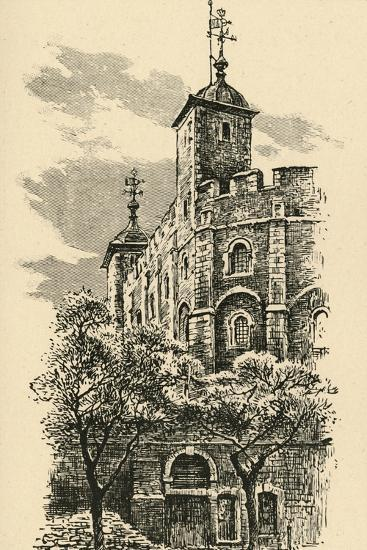 'The White Tower', 1908-Unknown-Giclee Print