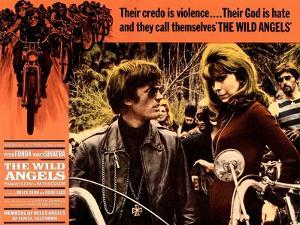 The Wild Angels, Peter Fonda, Nancy Sinatra, 1966