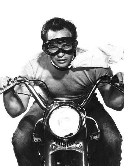 The Wild One, Marlon Brando, 1953--Photo