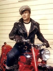 The Wilde One, Marlon Brando, 1953