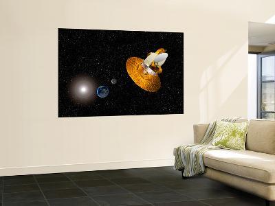 The Wilkinson Microwave Anisotropy Probe-Stocktrek Images-Wall Mural