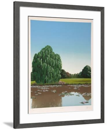 The Willow-Michel Tronel-Framed Limited Edition