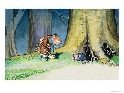 The Wind in the Willows-Philip Mendoza-Giclee Print