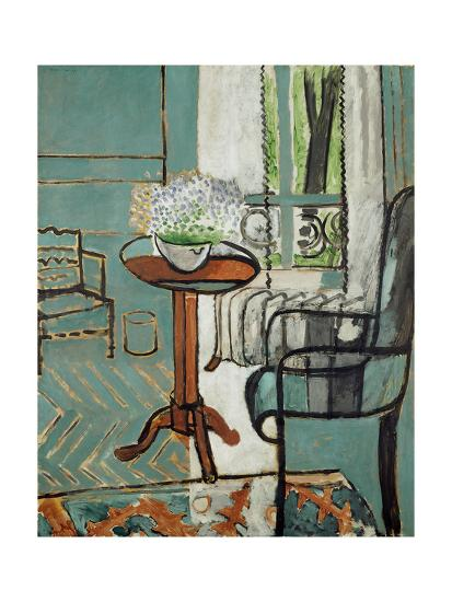 The Window, 1916-Henri Matisse-Premium Giclee Print