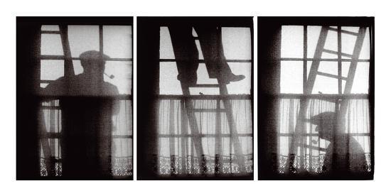 The Window Cleaners-Keith Cardwell-Giclee Print