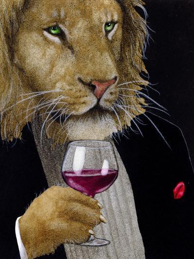The Wine King-Will Bullas-Premium Giclee Print