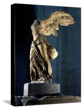 The Winged Victory or Nike of Samothrace, Marble, c. 190 BC