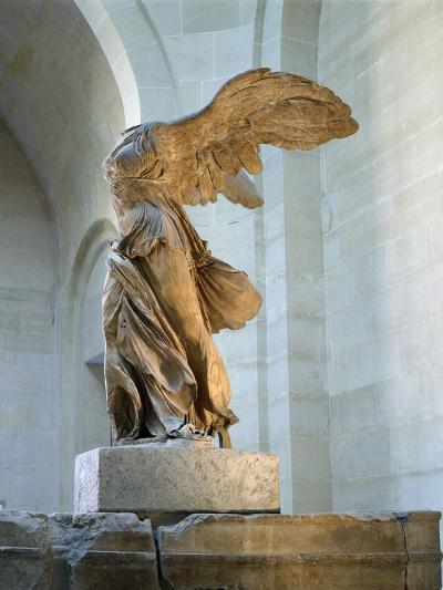The Winged Victory or Nike of Samothrace--Photographic Print