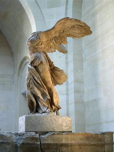 The Winged Victory or Nike of Samothrace
