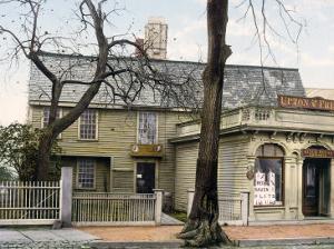 The Witch House Salem Massachusetts