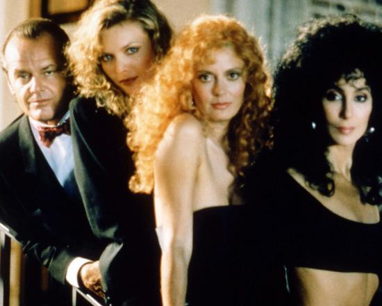 The Witches of Eastwick (1987)--Photo