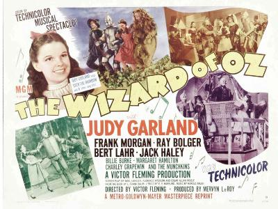 The Wizard of Oz, 1939--Art Print
