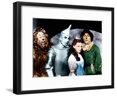 The Wizard of Oz, Bert Lahr, Jack Haley, Judy Garland, Ray Bolger, 1939