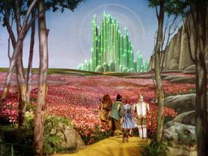 The Wizard of Oz, Bert Lahr, Ray Bolger, Judy Garland, Jack Haley, 1939
