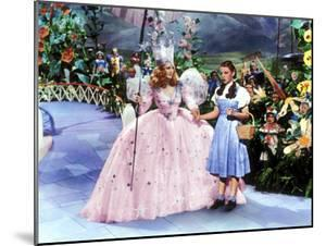 The Wizard of Oz, Billie Burke, Judy Garland, 1939
