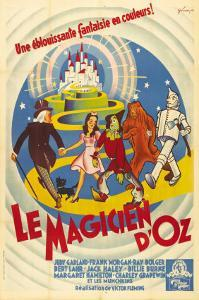 The Wizard of Oz, French Movie Poster, 1939