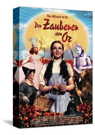 The Wizard of Oz, German Movie Poster, 1939