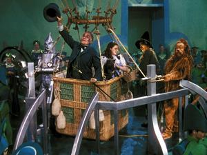 The Wizard of Oz, Jack Haley, Frank Morgan, Toto the Dog, Judy Garland, Ray Bolger, Bert Lahr, 1939