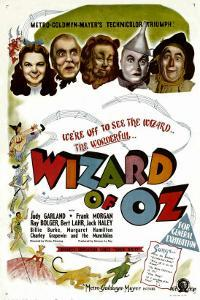 The Wizard of Oz, Judy Garland, Frank Morgan, 1939