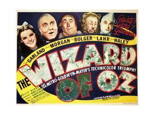 The Wizard of Oz - Lobby Card Reproduction