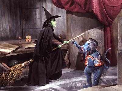 The Wizard of Oz, Margaret Hamilton, 1939--Photo