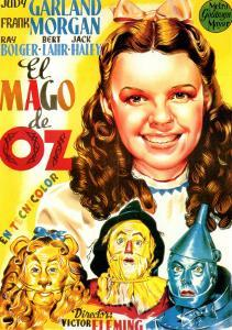 The Wizard of Oz, Spanish Movie Poster, 1939