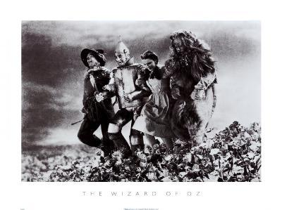 The Wizard of Oz-The Chelsea Collection-Art Print
