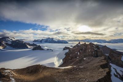 The Wohlthat Mountains in Antarctica's Queen Maud Land-Cory Richards-Photographic Print