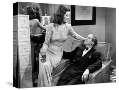 The Woman In The Window, Joan Bennett, Dan Duryea, 1944