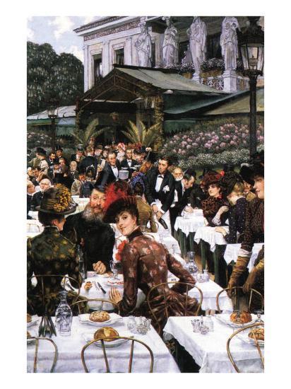 The Women of The Artist-James Tissot-Art Print