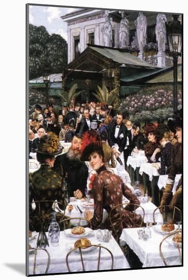 The Women of The Artist-James Tissot-Mounted Art Print
