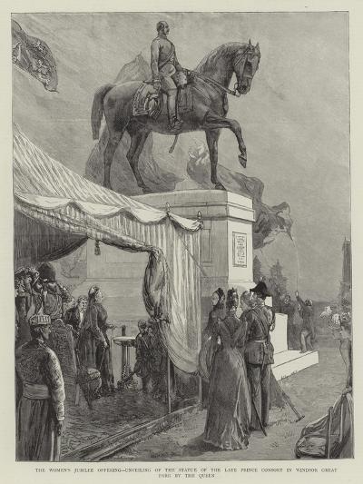 The Women's Jubilee Offering--Giclee Print