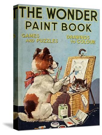 The Wonder Paint Book, UK