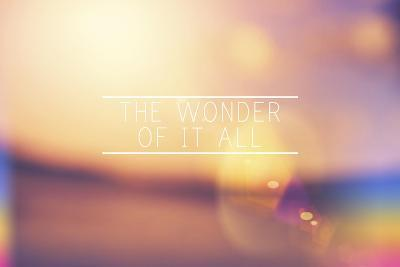 The Wonder-Vintage Skies-Giclee Print