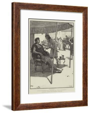 The Wonderful Adventures of Phra the Phoenician-Henry Marriott Paget-Framed Giclee Print