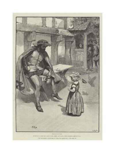 The Wonderful Adventures of Phra the Phoenician-Henry Marriott Paget-Giclee Print