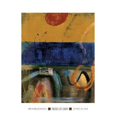 The World Again I-James Elliot-Art Print