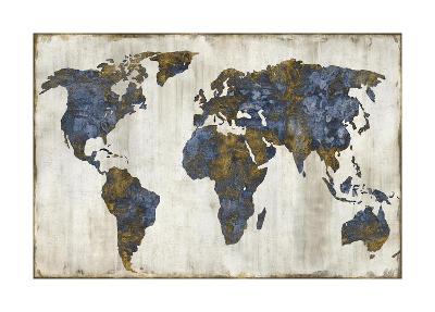 The World I-Russell Brennan-Giclee Print