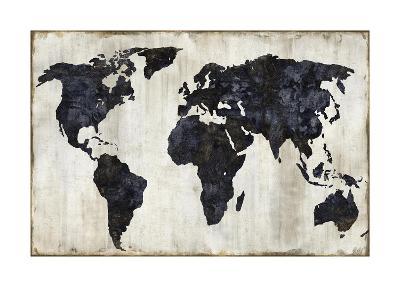 The World II-Russell Brennan-Giclee Print
