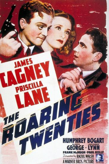 """The World Moves On, 1939, """"The Roaring Twenties"""" Directed by Raoul Walsh--Giclee Print"""