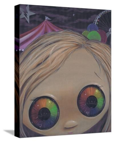 The World Of Make Believe-Sugar Fueled-Stretched Canvas Print